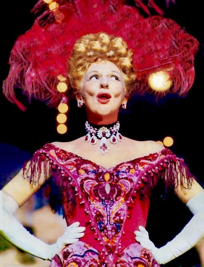 Mary Martin as Dolly