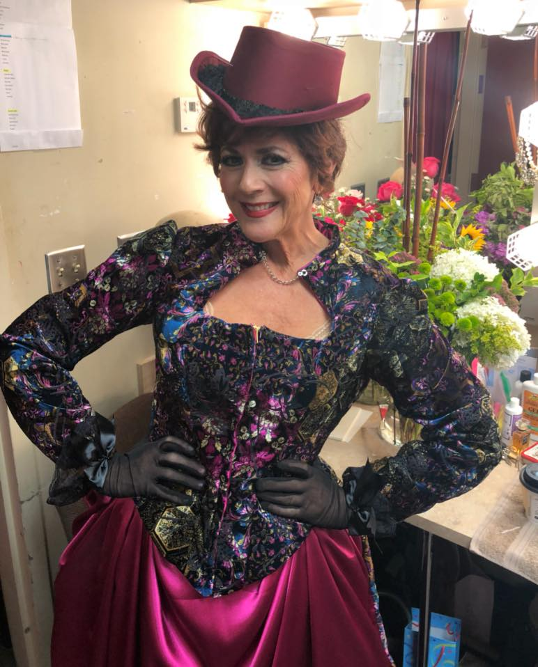 Colleen Zenk as Dolly Levi