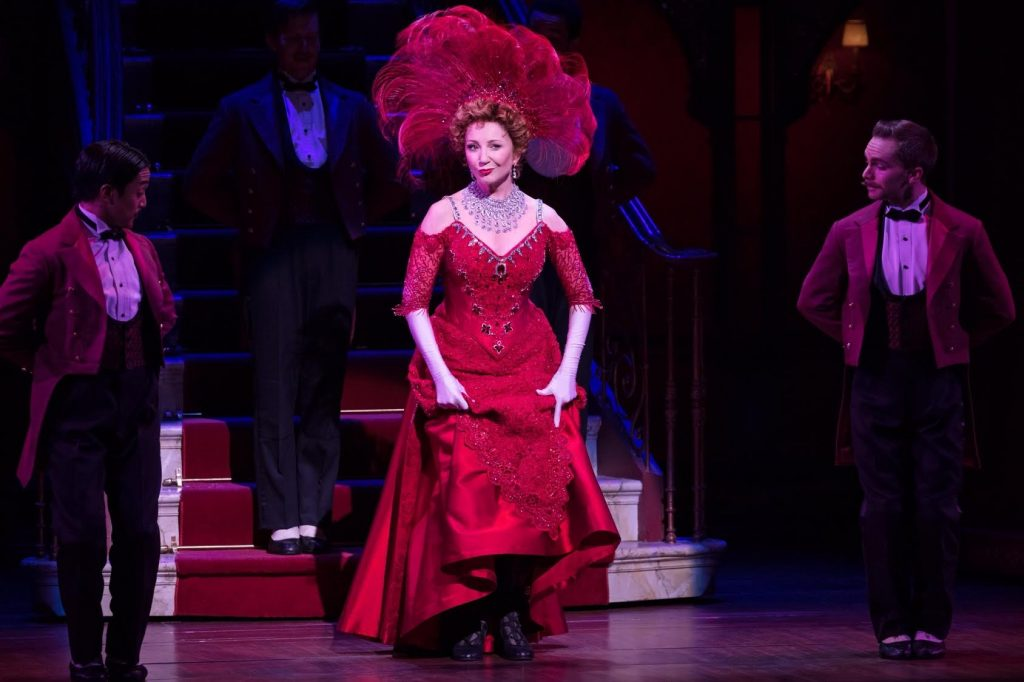 Donna Murphy as Dolly!